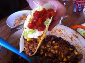 Glutenvrije taco