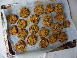 Glutenvrije havermueslikoeken