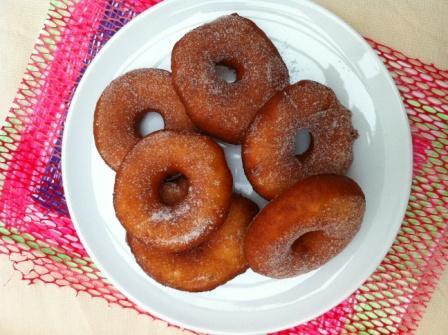 glutenvrije donut