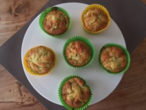cupcakes met courgette (1)
