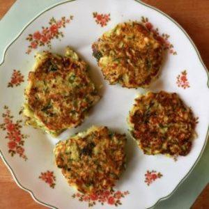 glutenvrije courgettekoekjes (1)