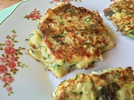 glutenvrije courgettekoekjes (2)