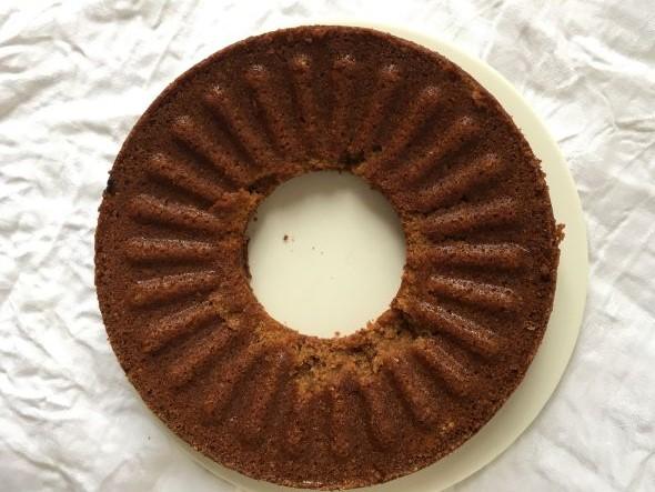 Glutenvrije Treacle cake
