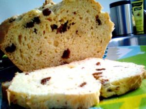 glutenvrij kwarkbrood