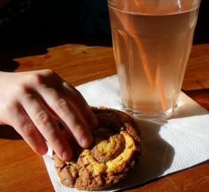 glutenvrije Nutella koekjes