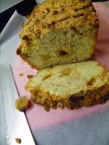 glutenvrij suikerbrood