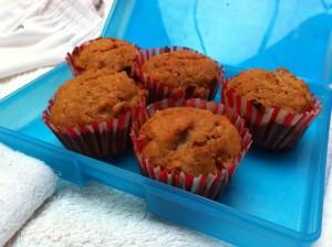 sportieve muffins