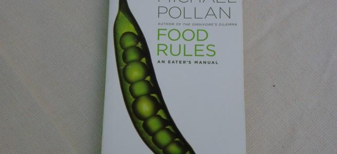 Echt eten van Michael Pollan