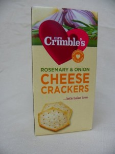 Cheesecracker mrs crumble's