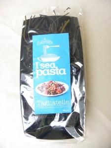 I sea pasta tagliatelle