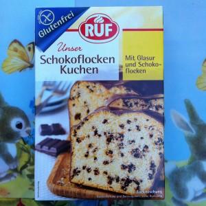 Glutenvrije cakemix van Ruf