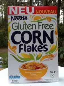 Glutenvrije Corn Flakes Nestle