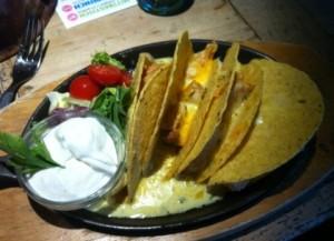 Taco's bij Espitas