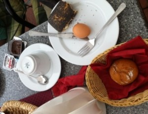 Dresden ontbijt