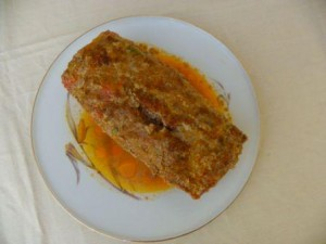 Glutenvrij gehaktbrood