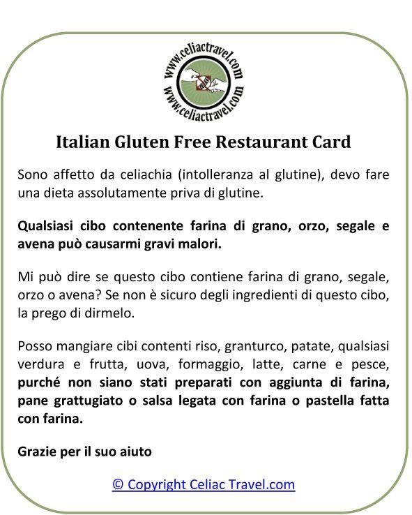 Italia senza Glutine 4