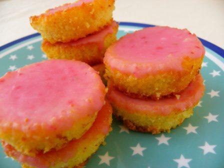 Glutenvrije Roze Koek3