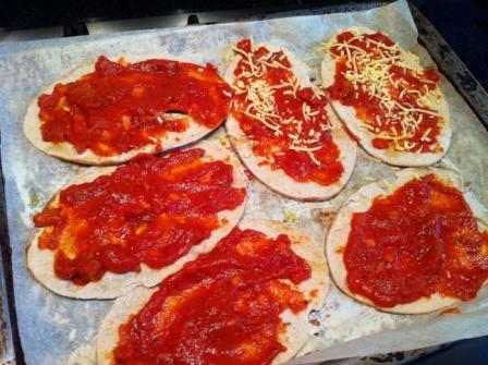 Glutenvrije pita pizzax (2)
