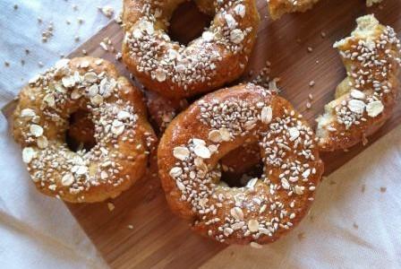 Glutenvrije bagels