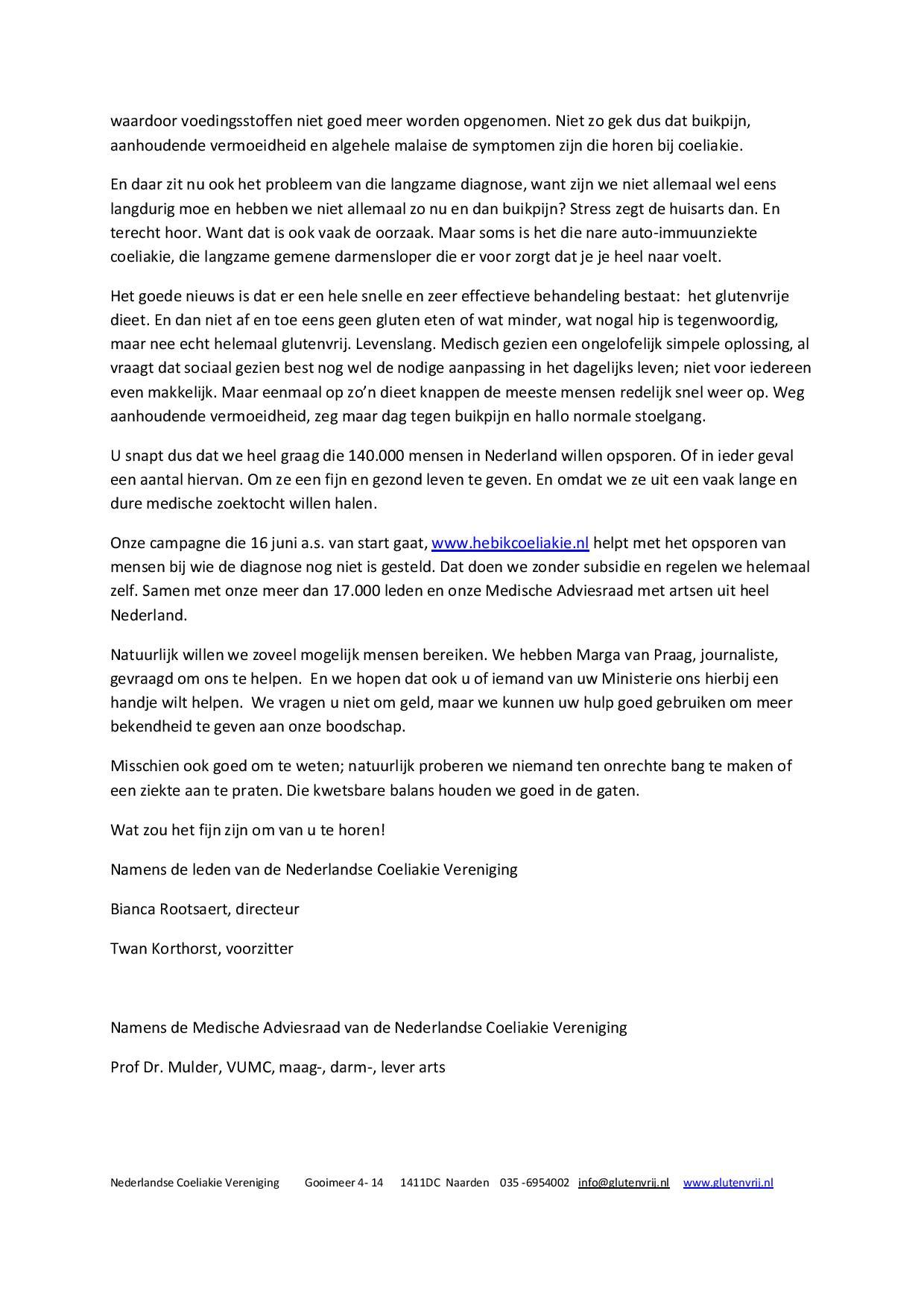 Open-brief-Minister-Schippers-Internationale-Dag-van-de-Coeliakie-page-002