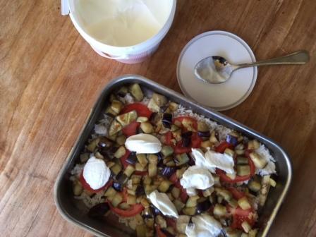 Glutenvrije makkelijke moussaka (2)
