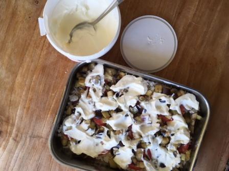 Glutenvrije makkelijke moussaka (3)