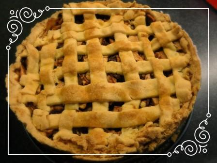 glutenvrije appeltaart