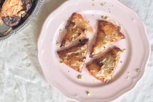 glutenvrije baklava