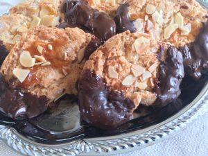 marsepein koekjes