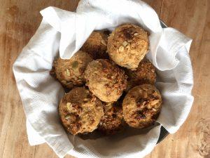 glutenvrije granolabollen