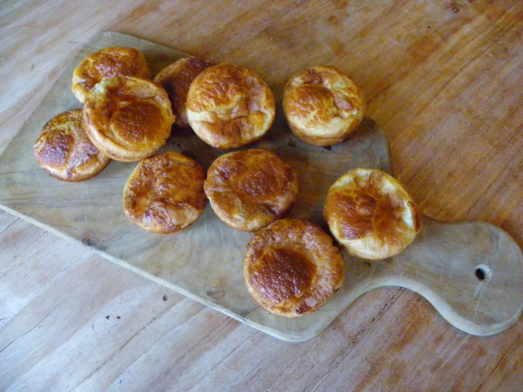 glutenvrije yorkshire puddings