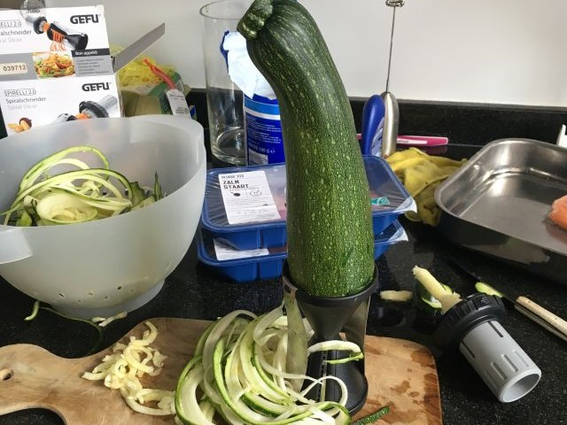 courgettenoedel