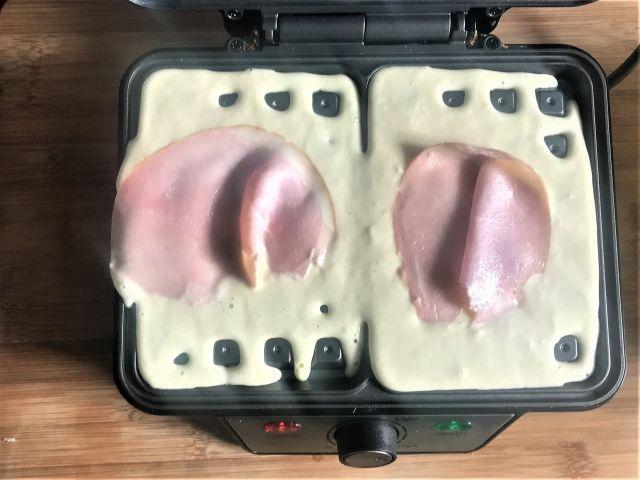 glutenvrije tostie-wafel