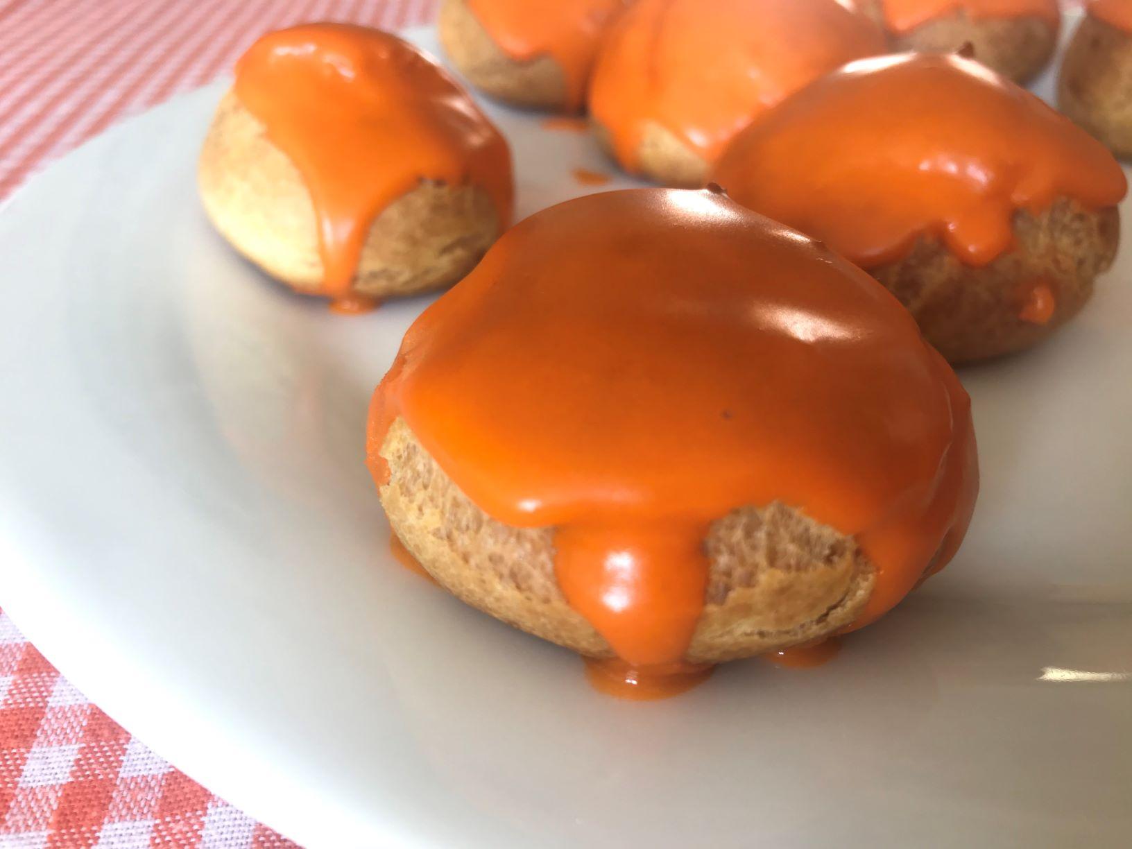 glutenvrije oranje soezen