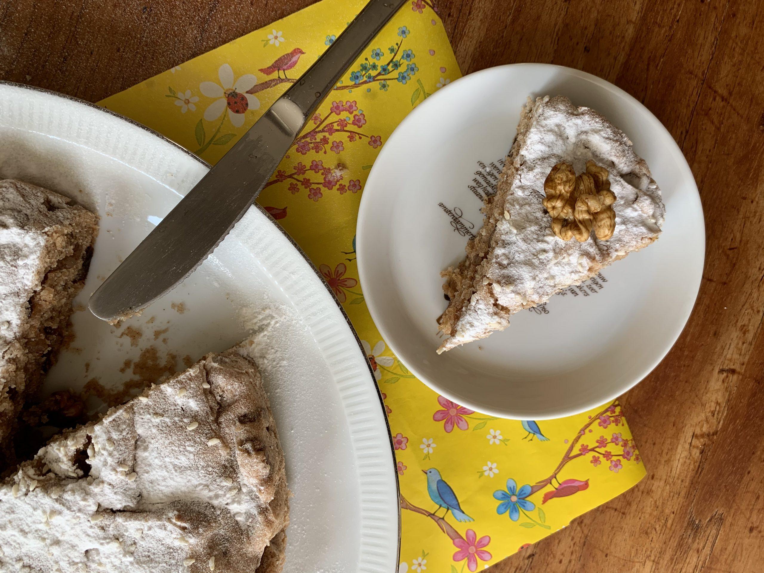 Glutenvrije Fanouropita